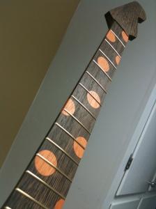 JCSMI Guitar Neck